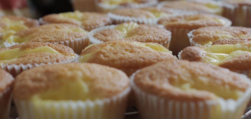 Pudding Muffins